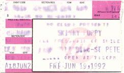 Skinny Puppy 1992
