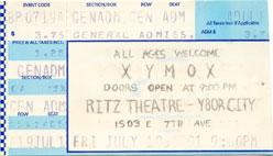 Xymox 1992