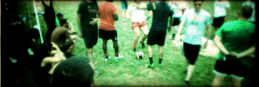 Anarchist Soccer in Austin