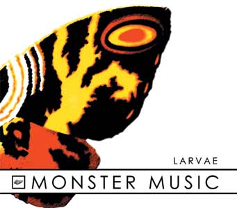 Monster Music - 1. Mothra2. Ghidrah3. Mecha4. Mothra (remix by Mothboy and Dustmite)Released 10/03/2003 by Ad NoiseamADN28