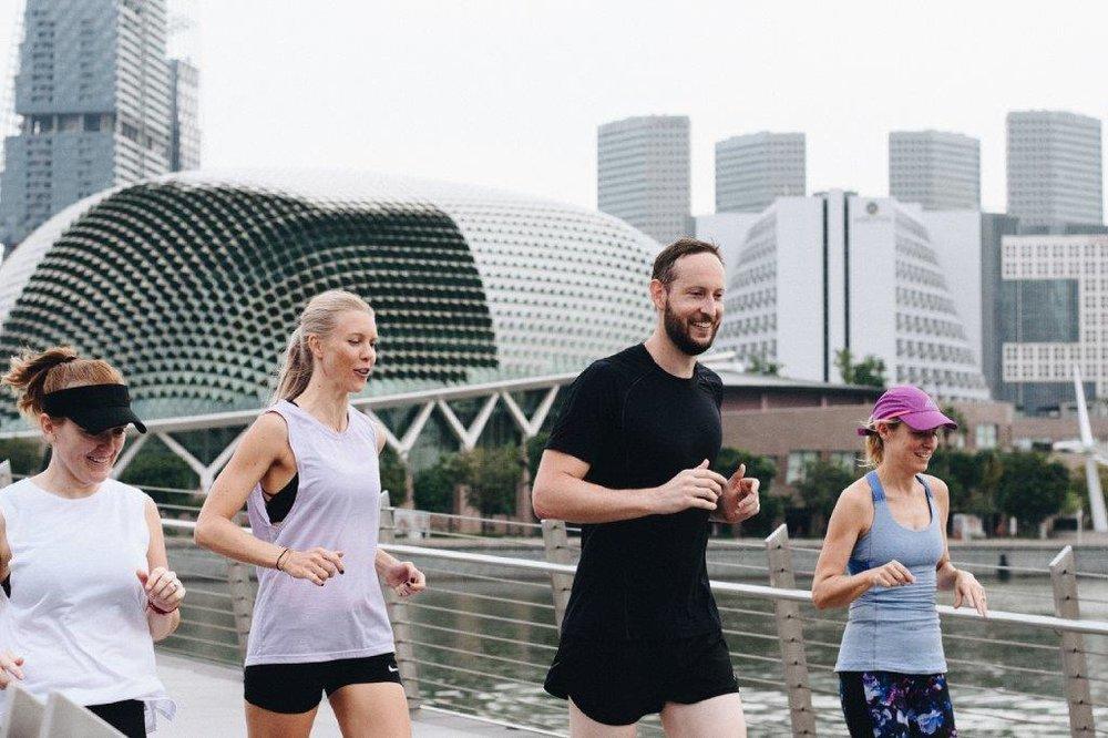 Singapore  - Hudson Joyce (singapore@runwithme.world)