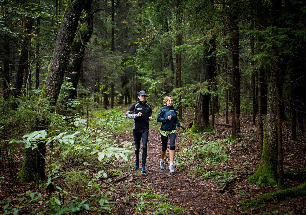 Trail run - XX to XX