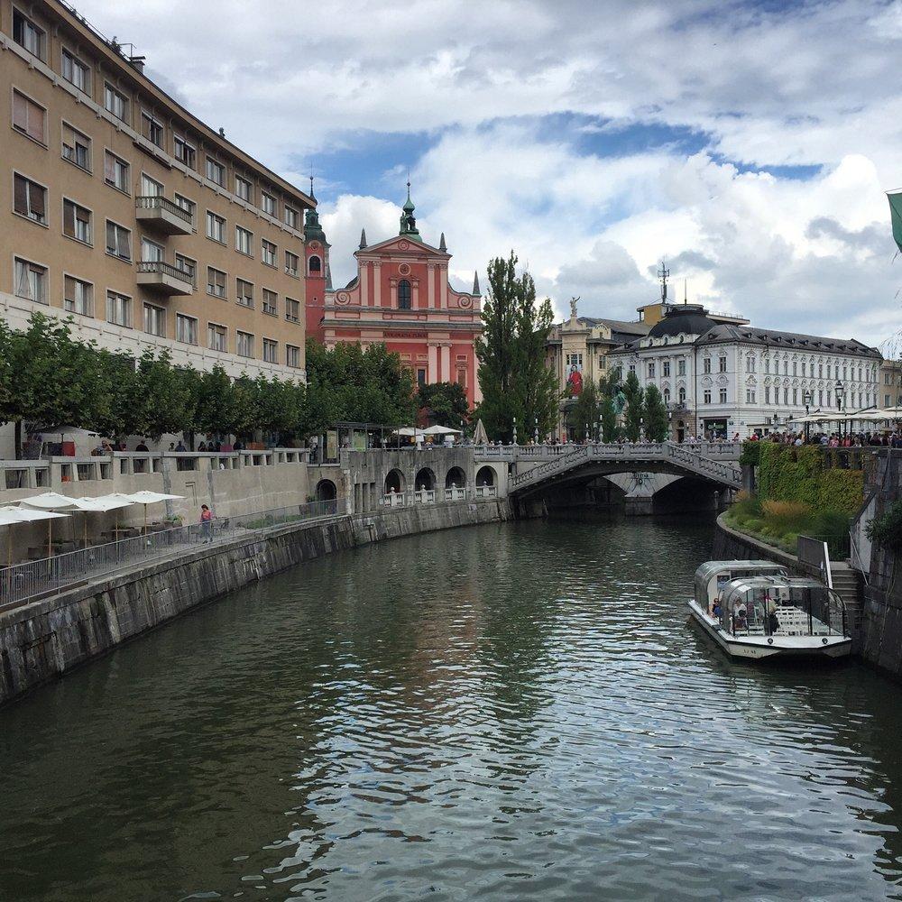 Best of Ljubljana – 6 - 7 kms