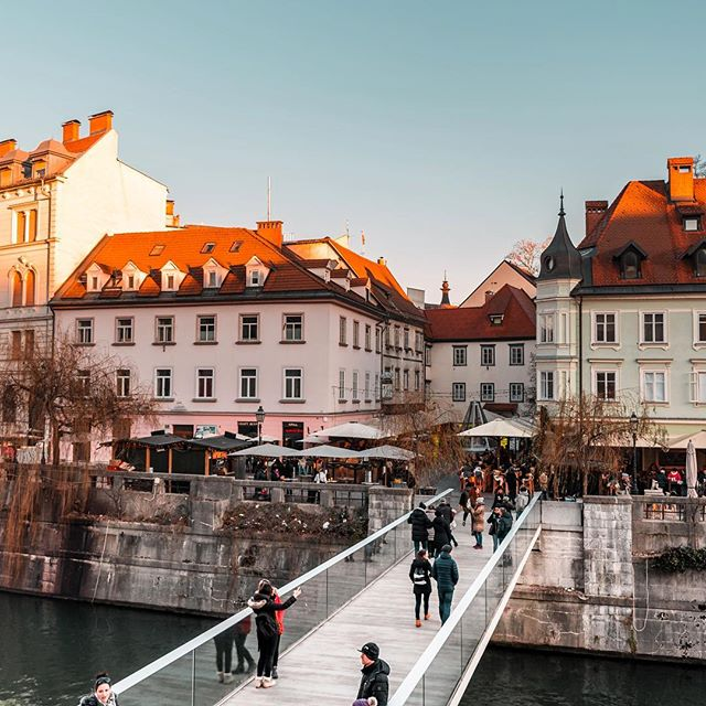 Check out our latest blog post on the 5 best places to run in Ljubljana, according to local guide Peter 🏃‍♂️🏃‍♀️@runwithmeljubljana