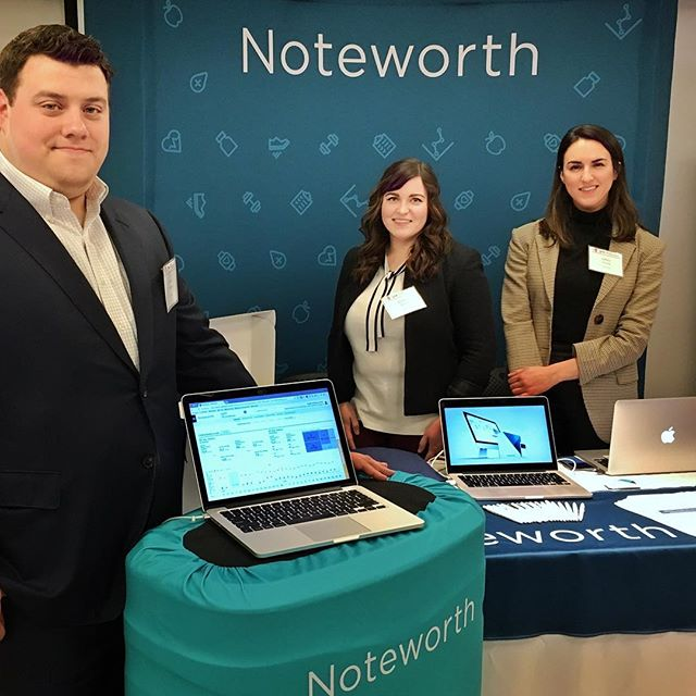 Check out our panel at 2:30 today to learn more about #digitalhealth adoption and remote patient monitoring. Or, swing by the Noteworth booth at the @instanjit Innovation Showcase.
