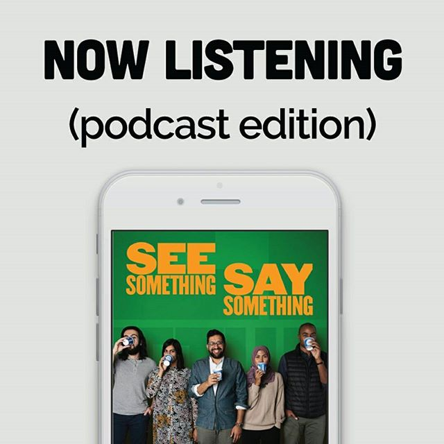 See Something Say Something is a weekly @Buzzfeed podcast hosted by Ahmed Ali Akbar (from Rad Brown Dads fame). Ahmed and his guests drink tea and have casual, funny, and smart conversations about what it means to be Muslim in America.