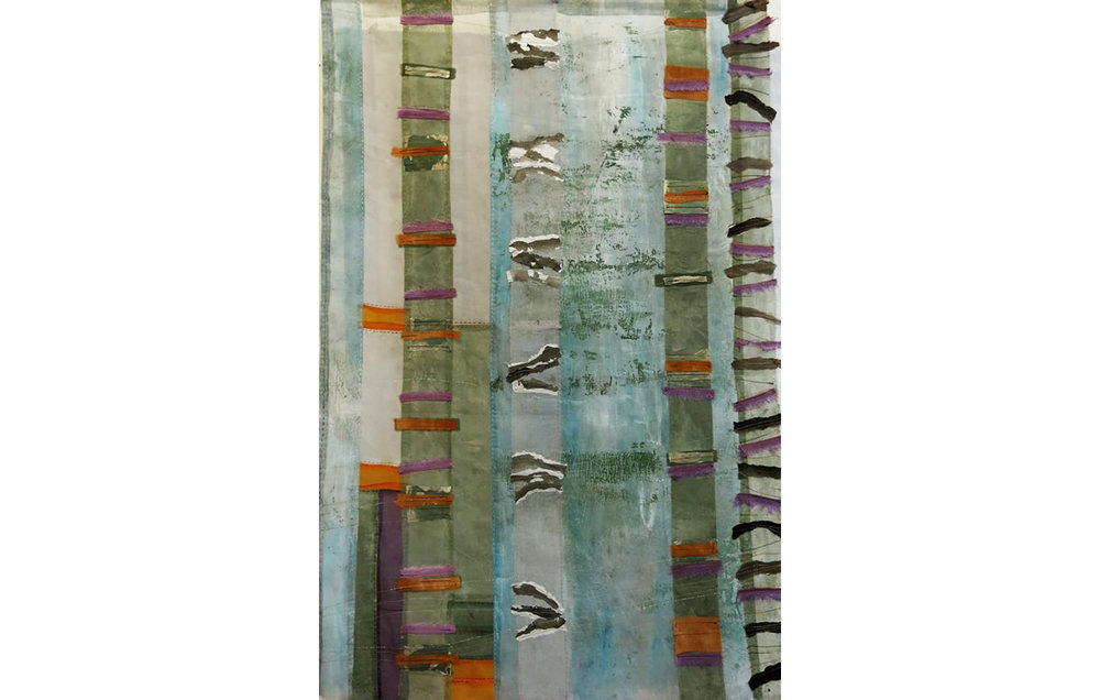 Lesley Woodward Wall Hanging