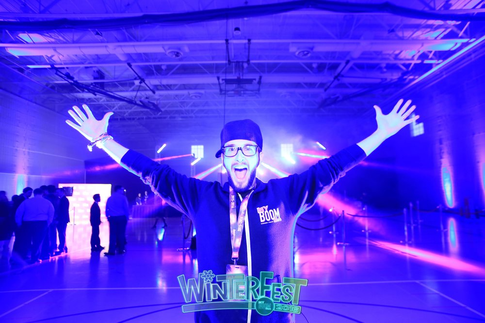 Downers Grove North HS WinterFest 201611.JPG
