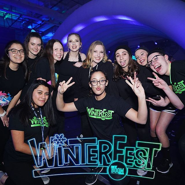 KANELAND 🥶🔥🥶 The link to your photos from @khswinterfest is in our bio right NOW!!!💥 Make sure to tag us and use #WinterFest19 when you are posting! ❄️ #UMPL #myBOOMtour #HighSchool #MusicFestival #ChangingHighSchoolDancesForever