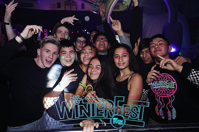 MUNDELEIN 🚨🔥🚨🔥 WOW! What a way to end the 2019 tour! Who thinks we should post the photos from the very FIRST @mhswinterfest? 🥶 #WinterFest19 #UMPL #myBOOMtour #HighSchool #MusicFestival #ChangingHighSchoolDancesForever