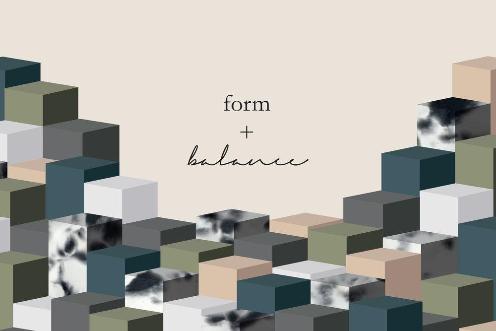 Form and Balance