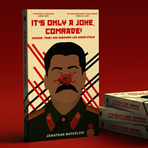 It's Only a Joke, Comrade! -