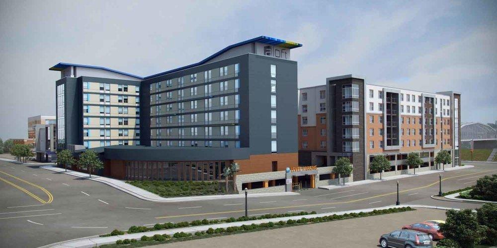 Multi-family / Student Housing -