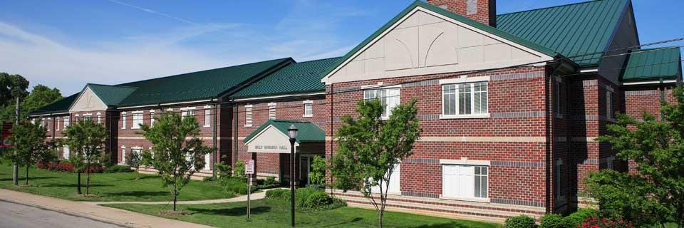 Billy Minardi Student Housing