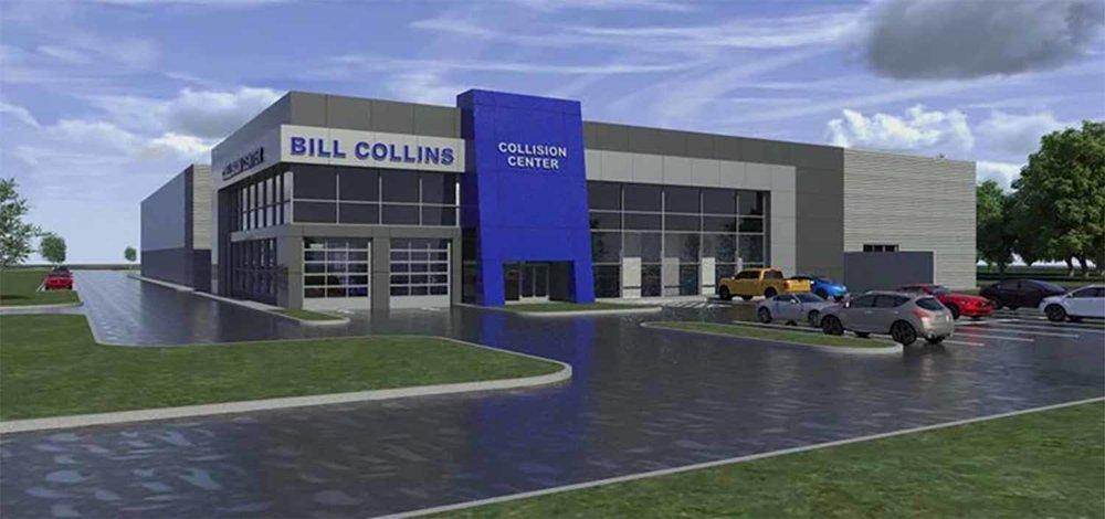 COLLINS COLLISION CENTER
