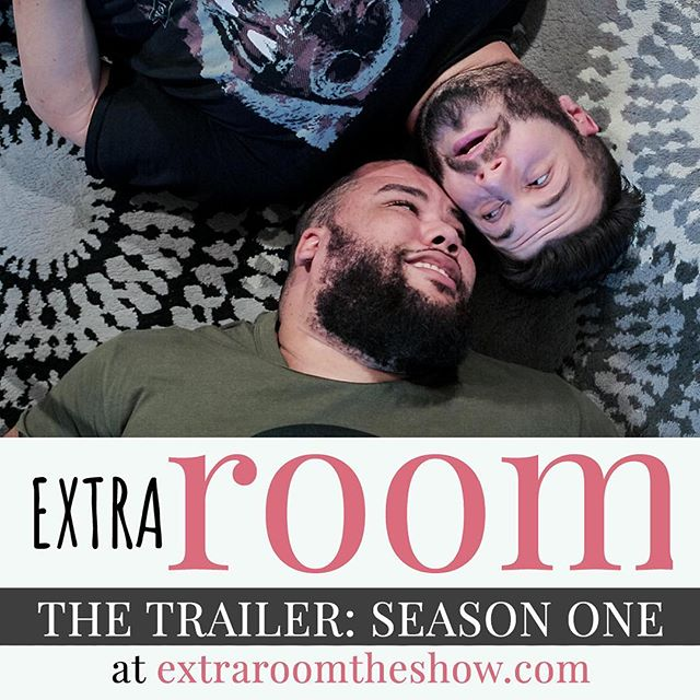 STOP THE PRESSES! The trailer for EXTRA ROOM has arrived! Visit http://extraroomtheshow.com to get into it! Have you joined us in our #indiegogo campaign yet? Head to http://igg.me/at/extraroom & donate today. #webseries #beextra #fourroommatesonebathroom