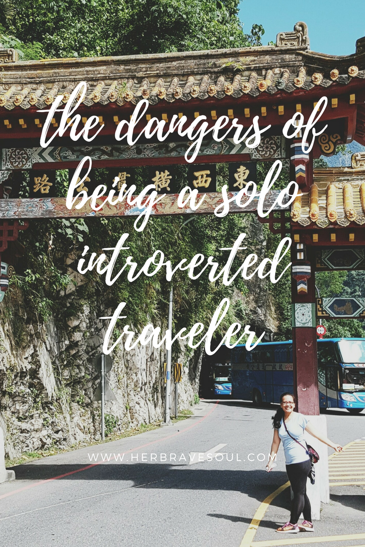 2- The Dangers of a Solo Introverted Traveler