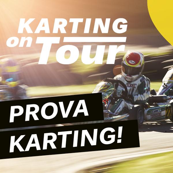 Karting On Tour är ett samarbete mellan Svensk Bilsport, Ward Racing, Wrica och Sveriges kartingklubbar. Ta chansen att provköra riktiga tävlingskartar helt gratis.