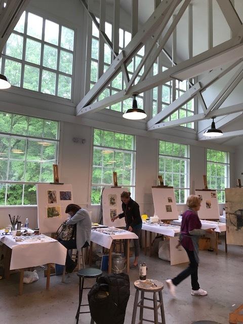 studio 2 Woodstock School of Art