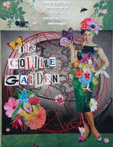 Interview with the 2017 Collage Garden Host, Juliette Pestel