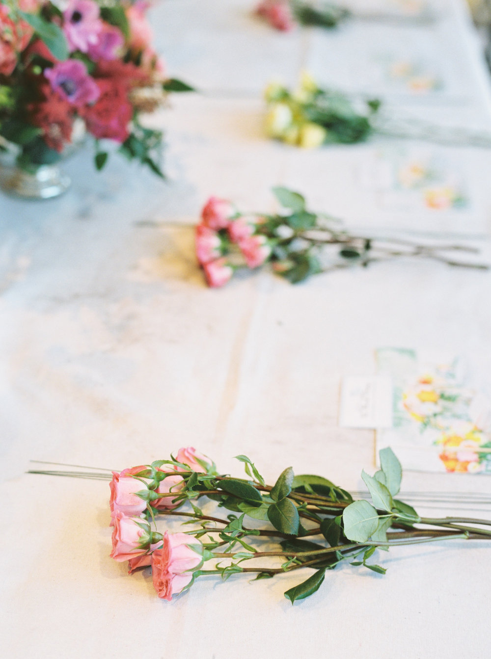 Flower Crown Workshop At Anthropologie Vo Floral Design