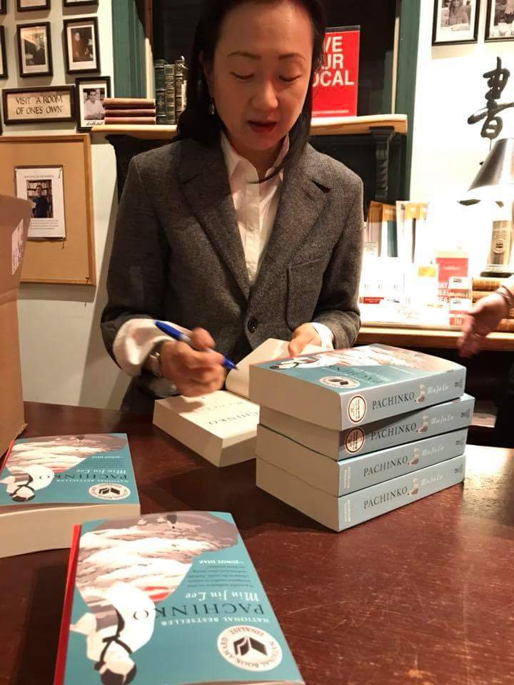 Book Cougars - Min Jin Lee autographing.jpg