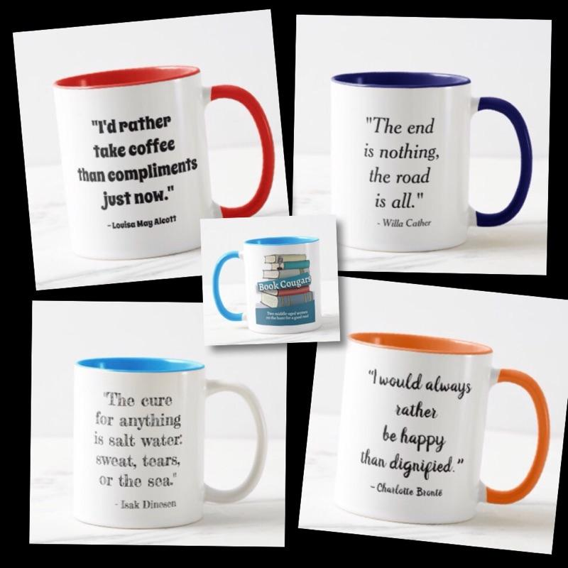 Purchase    Book Cougars Swag on Zazzle   ! AND at    Bookclub Bookstore & More   .