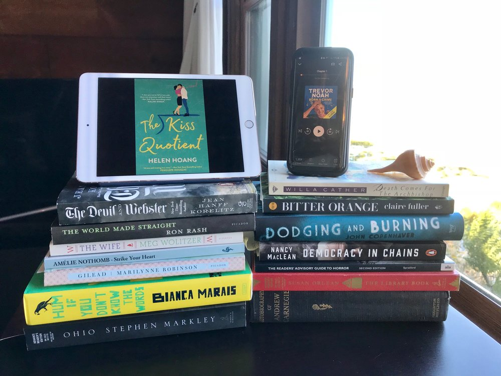 Book Cougars - Episode 61 Book Stack.jpeg