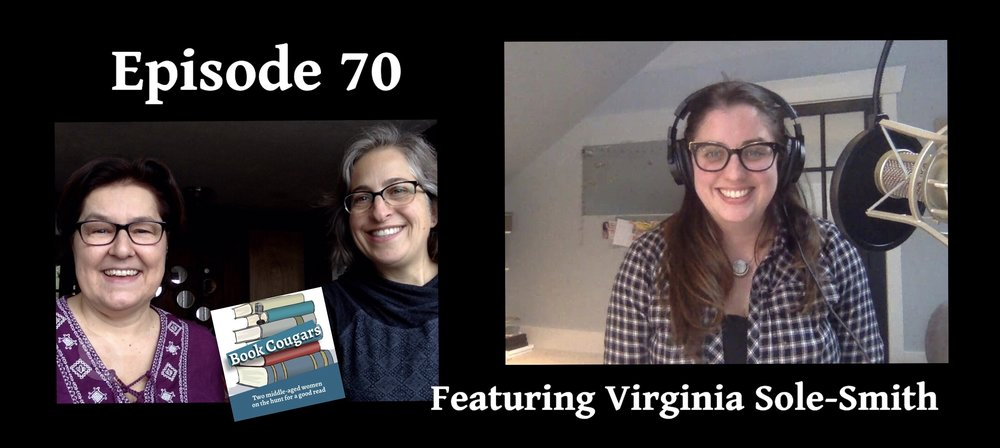 Chris and Emily chatting with Virginia Sole-Smith, author of  The Eating Instinct: Food Culture, Body Image, and Guilt in America