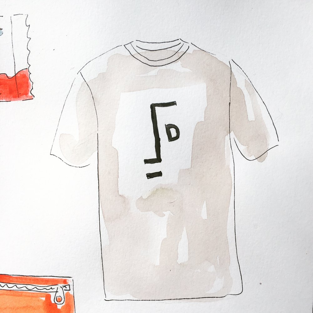 St-Die t-shirt