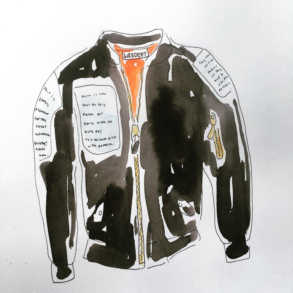 WRKdept jacket
