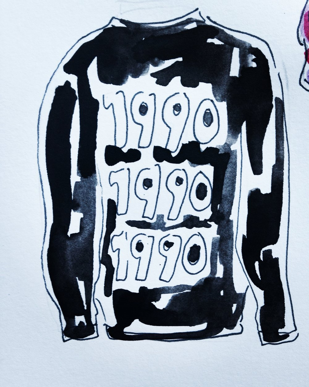 1990's Jacket by Liv Streetwear