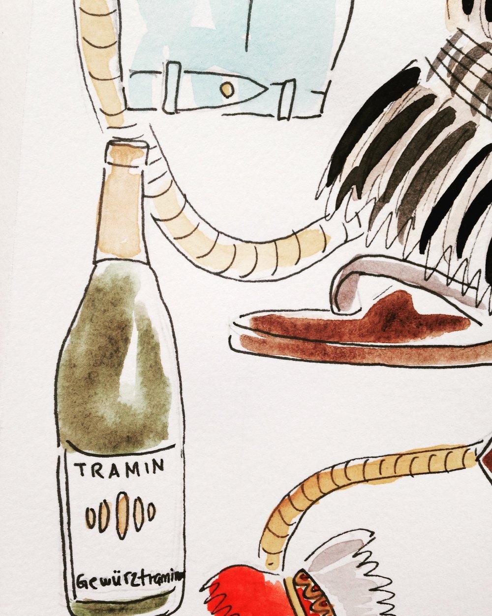 Tramin Wine