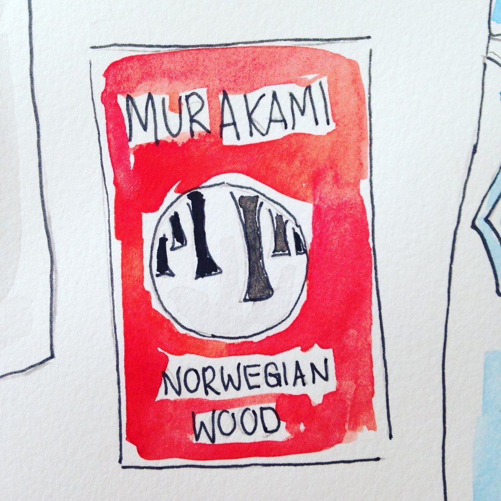 Murakami's Norwegian Wood