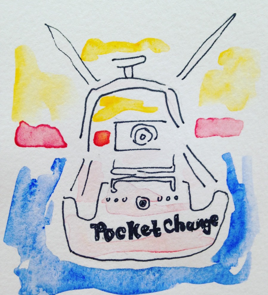 Pocket Change Boat