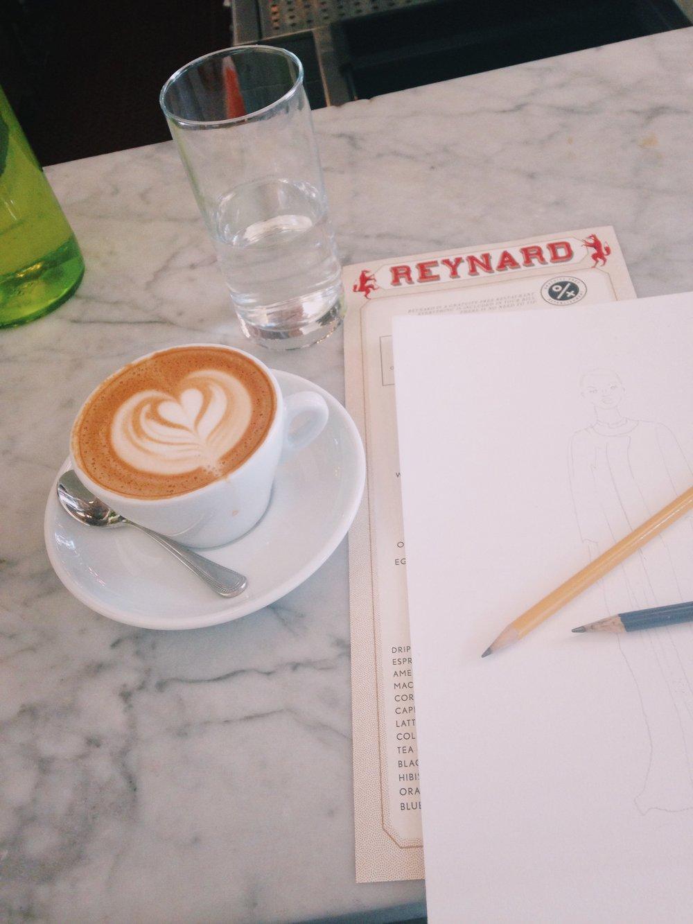 Reynard at the Wyeth Hotel