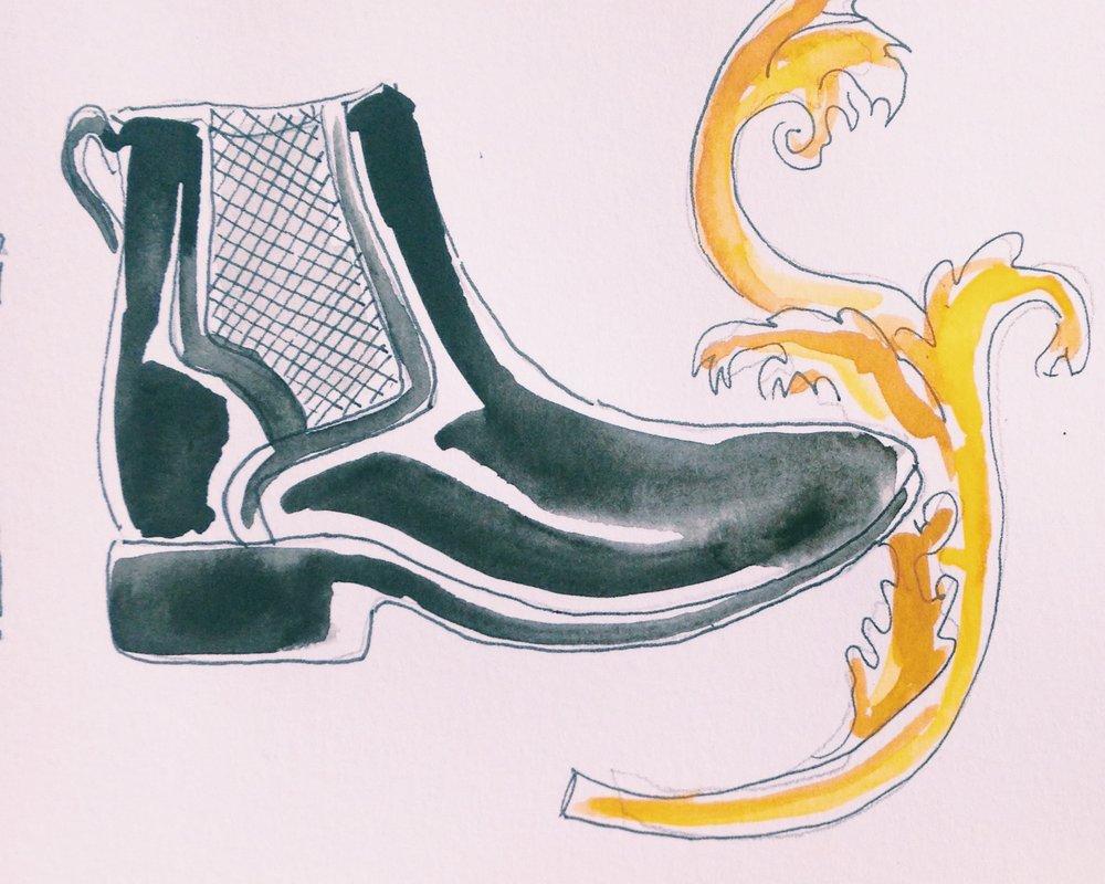 Steve Madden Aziz Boots