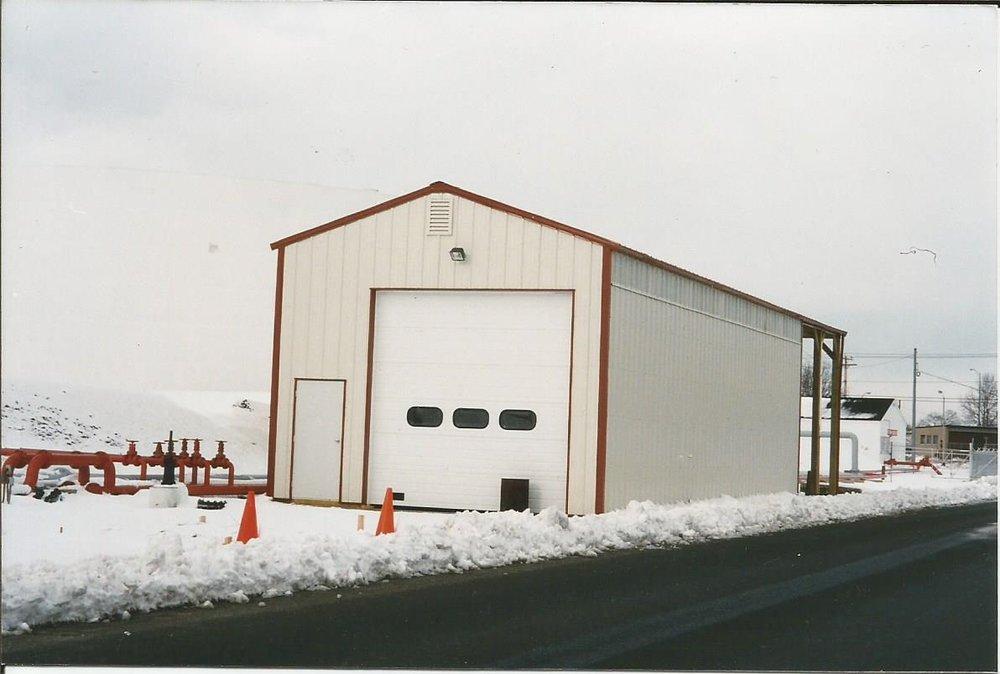 Lester — Pine Ridge Pole Barns