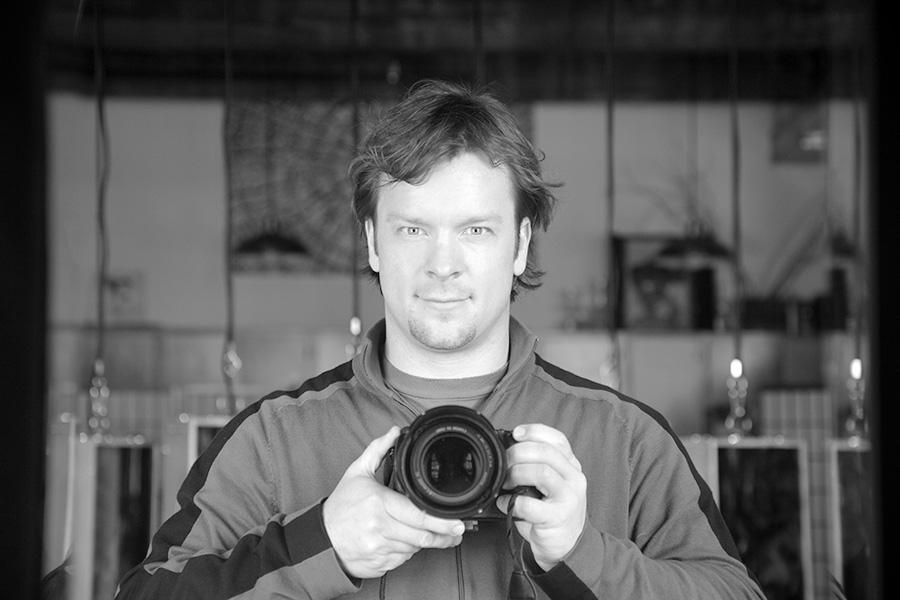 Brian Bresnahan (selfie)