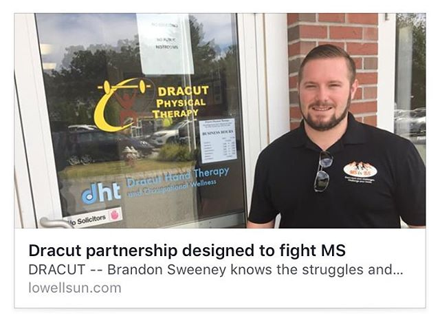 We are excited about this recent partnership with MS is BS.  Read more here:  http://www.lowellsun.com/news/ci_31340577/dracut-partnership-designed-fight-ms #scacciapt #dracutpt #choosept #msisbsdracut