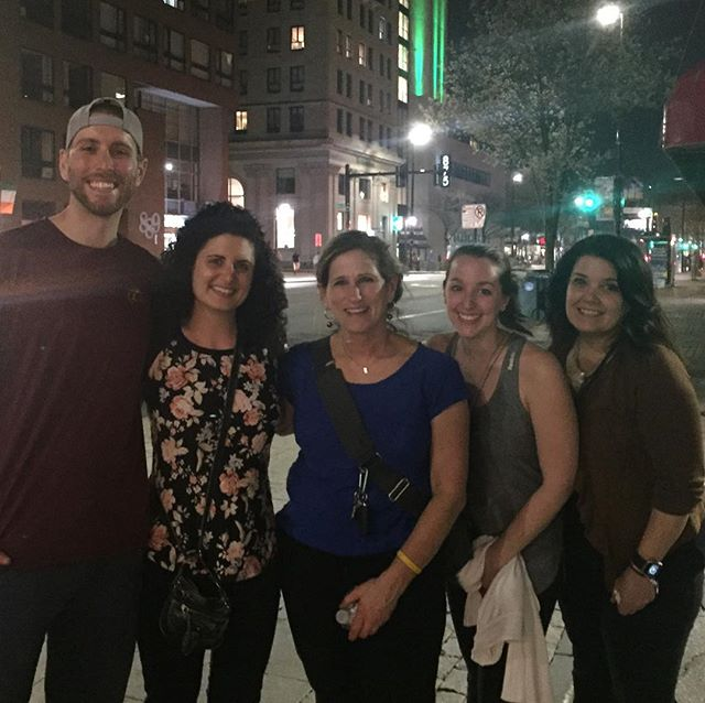 Help us congratulate Shannon on finishing the academic portion of the DPT program at Northeastern University. She's juggled a busy workload of papers, exams and practicals for the past two years, while still always offering a helping hand around Scaccia PT.  Good luck on your clinical Shannon!  Have fun and learn lots!