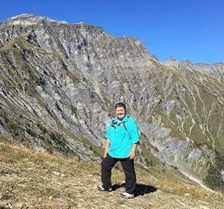 "Updates like this are even better than postcards! ""Great shout out to Ben who got me healthy enough to go hiking in the Alps this week!"" Thanks for the update, Joanne.  Hike on!"