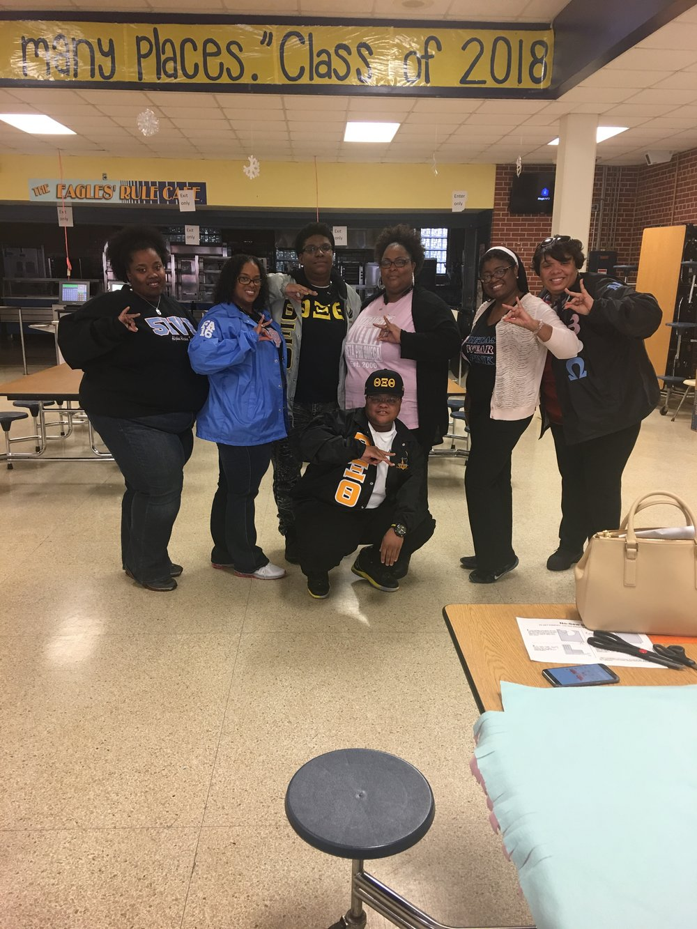 MLK Day of Service 2017 Charlotte, NC