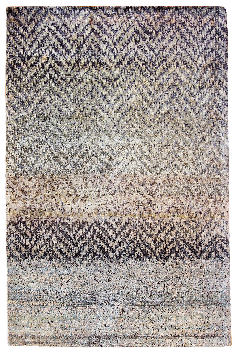 """807 Kundan Silk, Jaipur, 5'10"""" x 8'11"""""""