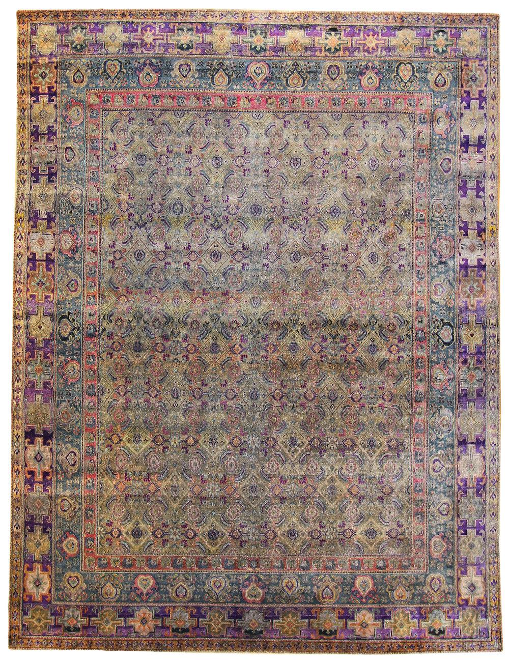 """802 Silk, Jaipur, 7'6"""" x 9'11"""""""