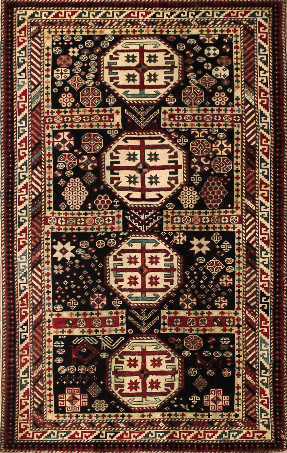 237 Shirvan, Turkey,  2'11'' x 4'8''