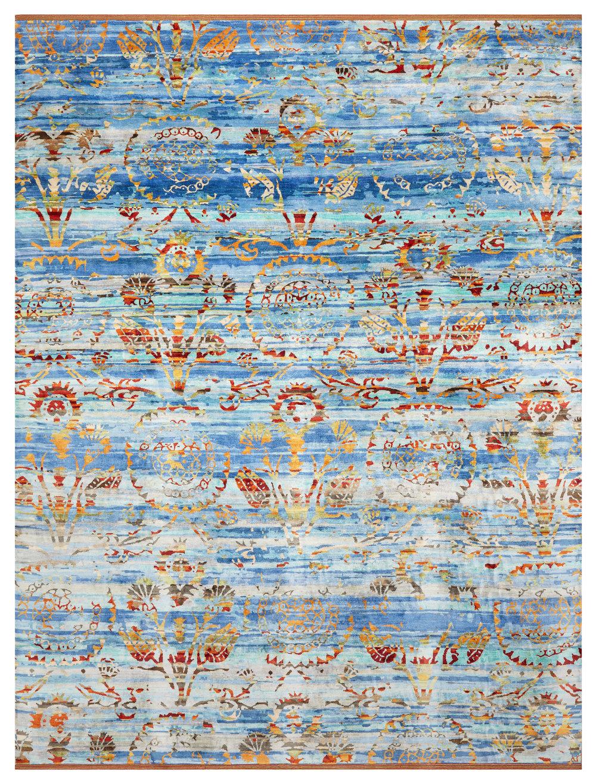 Harem, Indian, 9' x 12'