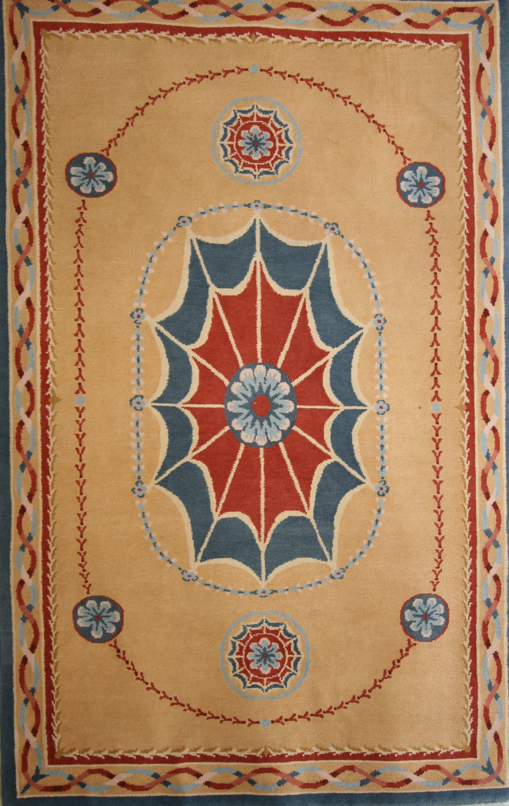 340 Crawford, Donegal design, Nepal, 5'x8'