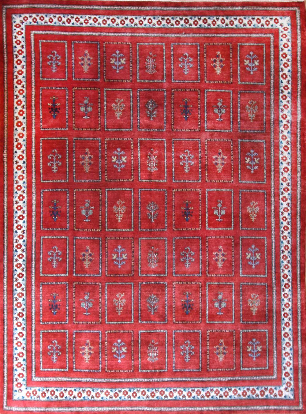 719 Luri Bakhtiari, Iran, 8'5'' x 11'5''