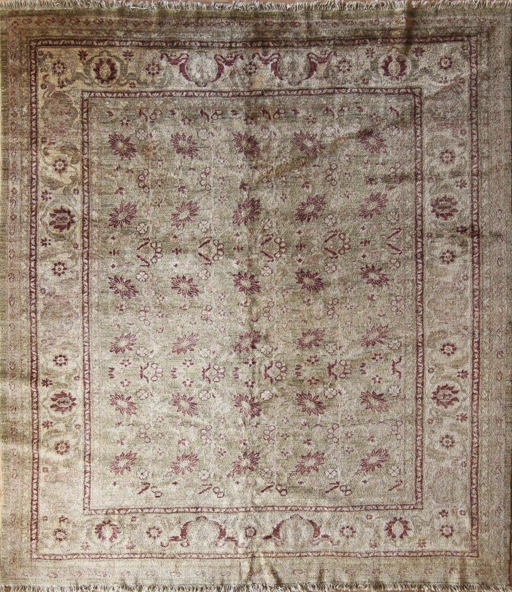 318 Tea Wash, Afghanistan, 8'x9'
